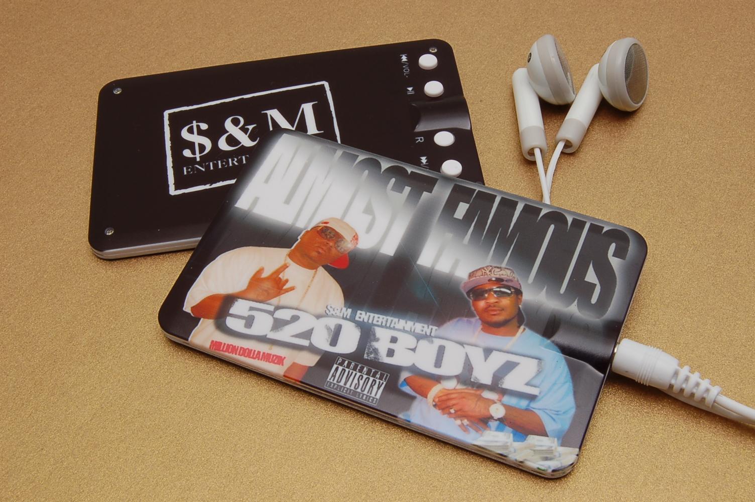 520 Boyz MP3 Player