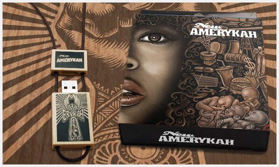 Erykah Badu New Amerykah USB Drives