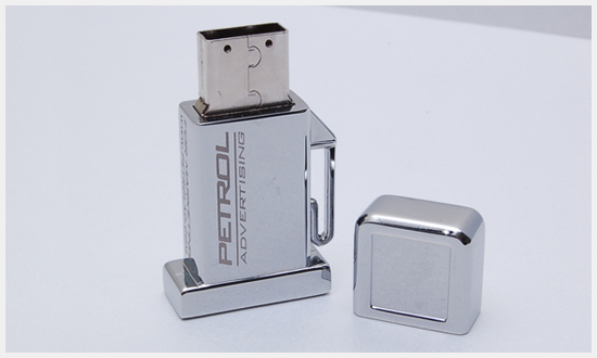 Petrol Gas Pump USB Drive