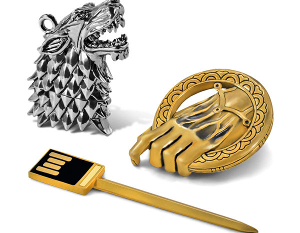 CustomUSB Creates Unique Game of Thrones Inspired Flash Drives for Retailers Looking to Take Advantage of the Viral Trend