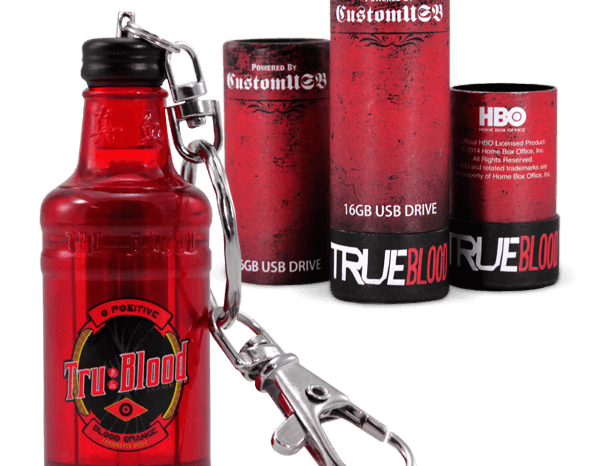 The True Blood USB – All of the Ingredients, Minus the Bloody Mess