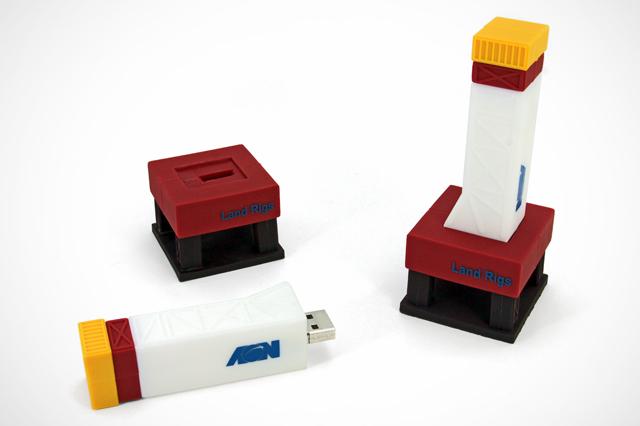 Custom AON USB Drive