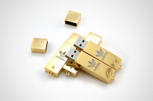 Adidias Custom USB Drive