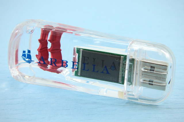 Arbella Insurance Custom USB Drive