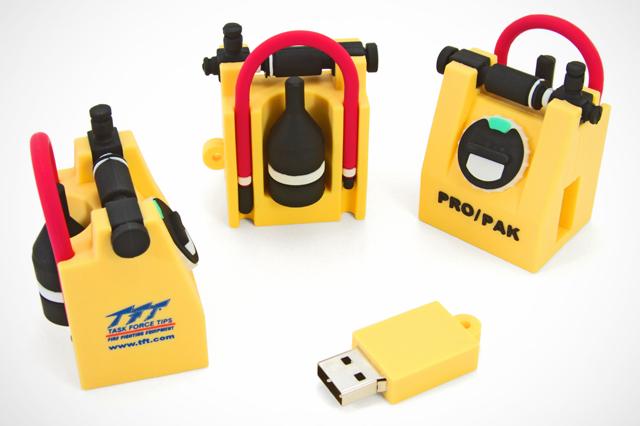 Custom Task Force Tips Pro/Pak USB Drive