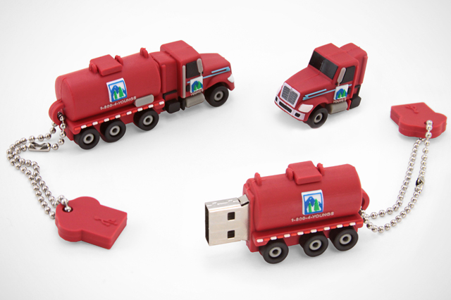 Custom Youngs Environmental Cleanup Inc USB Drive