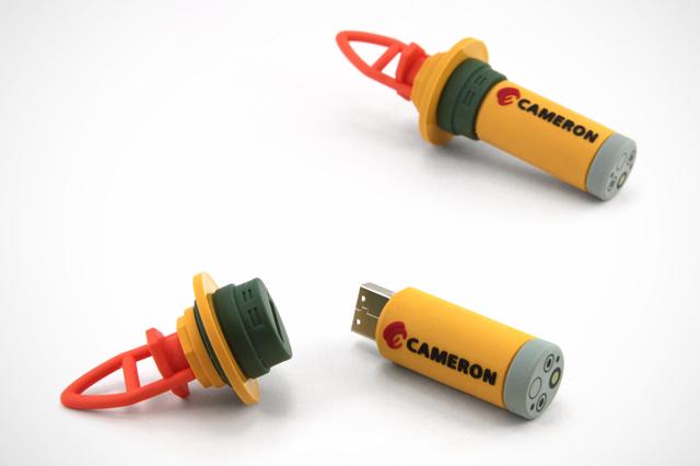 Cameron Custom USB Drive