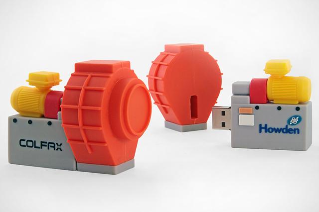 Colfax Howden Custom USB Drive