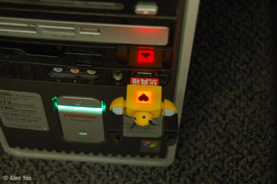 Nekobots Incubot Custom USB Drive
