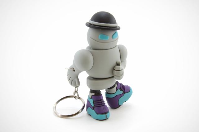 Nikodemus Dancing Robot Custom USB Drive