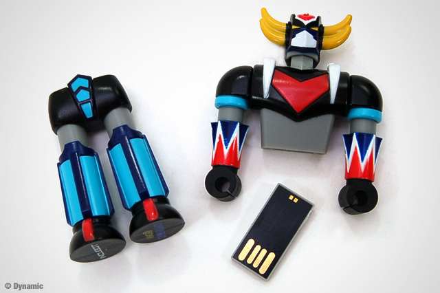 Grendizer Custom USB Drive