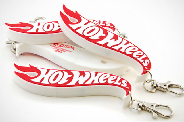 made for Hot Wheels to hold their 2014 consumer products style guide