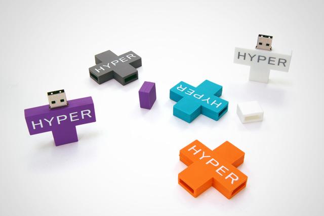 Hyper Custom USB Drives