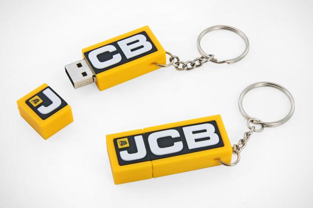 JCB Custom USB Drive