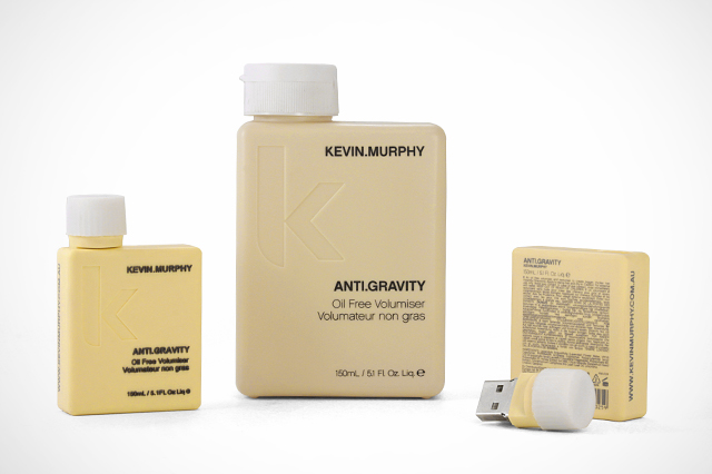 Custom Kevin Murphy ANTI.GRAVITY USB Drive