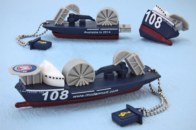 Mcdermott Custom LV108 Ship USB Drive