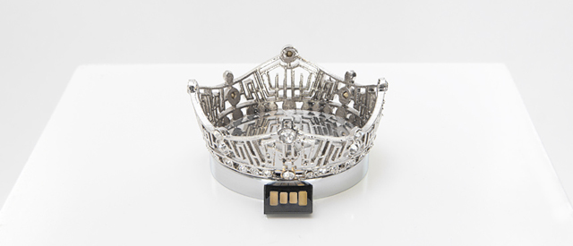Miss America Custom USB Drive