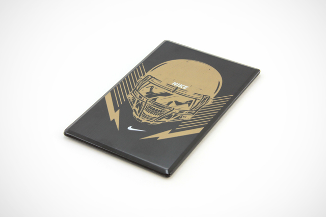 Nike Custom Wallet Card Pro USB Drive