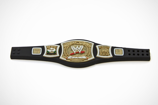 WWE Custom USB Drives