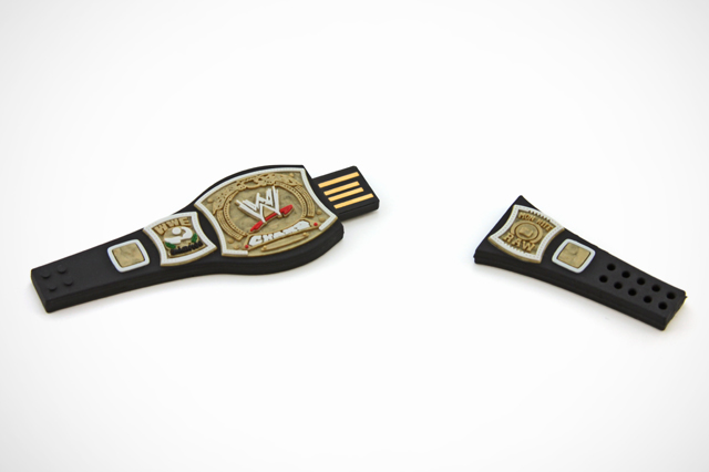WWE Custom USB Drives