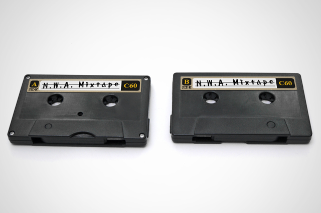 Cassette Tape Custom USB Drive