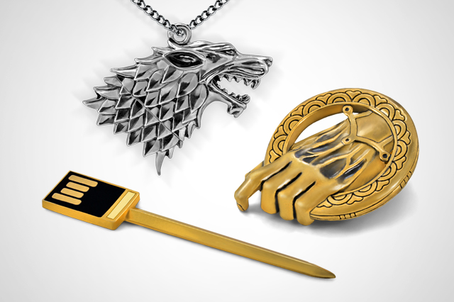 HBO Game of Thrones Custom USB Flash Drive