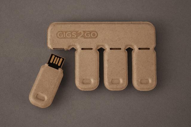 Gigs.2.Go USB Drive
