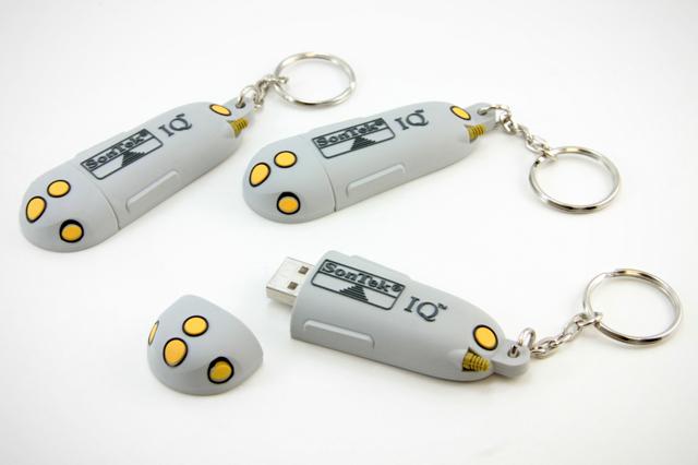 SonTek - IQ Custom USB Drive