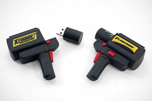 XForce FlareForce Custom USB Drive